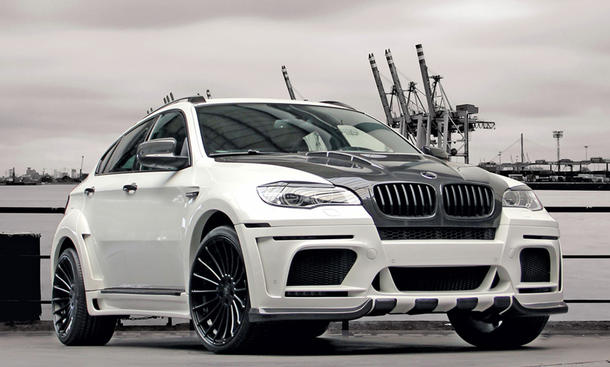BMW X6 M Tuning E71 DD Customs SUV Coupé