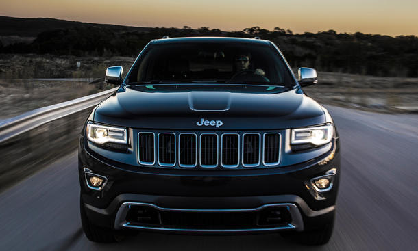 Chrysler Rückruf Jeep Grand Cherokee Dodge Durango Ram Pickup