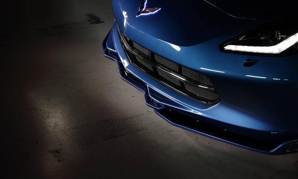 Corvette C7 Stingray Tuning Revorix SEMA 2014 Sportcoupe