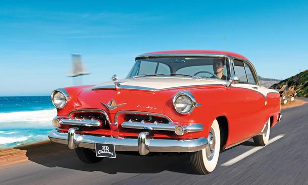 Dodge Custom Royal Traumwagen Bilder technische Daten Oldtimer