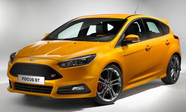 Ford Focus ST 2014 ST Diesel St Turnier Kombi Limousine Preise