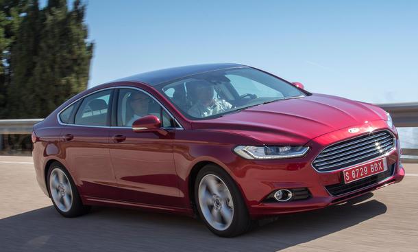 Ford Mondeo 2015 Motoren Preise ausstattung Hybrid ST Diesel Benziner