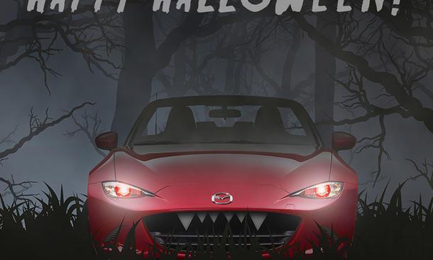 Halloween 2014 Autos Pumpkin Kuerbis Bilder Fotos Hersteller 0002