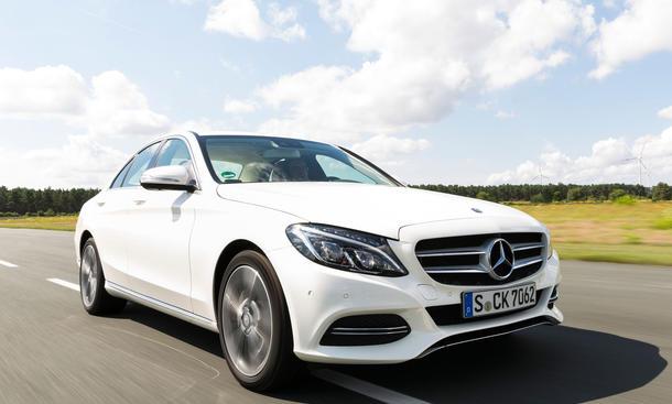 rückruf-Aktion Mercedes C-Klasse 2014 Defekt Lenkung Montage-Fehler