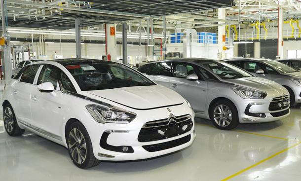 PSA Peugeot Citroen Verkaufszahlen steigen Absatz 2014