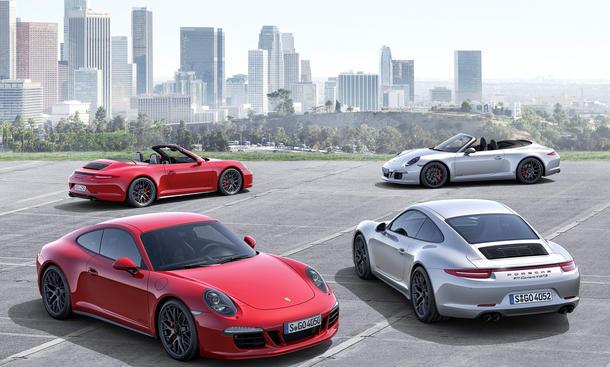 Porsche 911 GTS 2014 Preis Coupe Cabrio Allrad Carrera 4 GTS