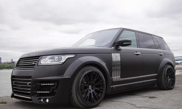 Range Rover LWB Tuning Lumma Breitbau Bodykit 0002