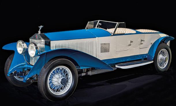 Rolls-Royce Phantom 10 EX Oldtimer Bilder technische Daten
