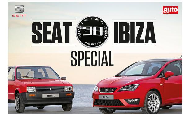 30 Jahre SEAT Ibiza Special 2014
