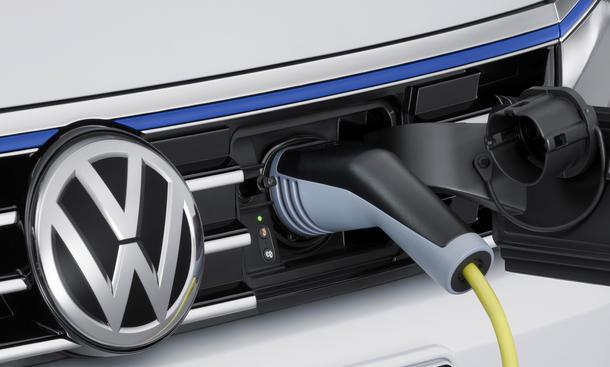 VW E-Auto China Offensive Elektro-Mobilität Audi e-tron GTE