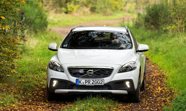 Volvo V40 Cross Country T5 AWD Allradantrieb Vierzylinder
