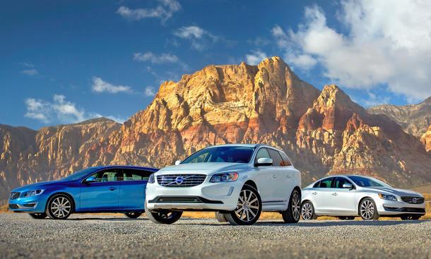 Volvo V60 XC60 S60 T6-Benziner Motor Preis Drive-E