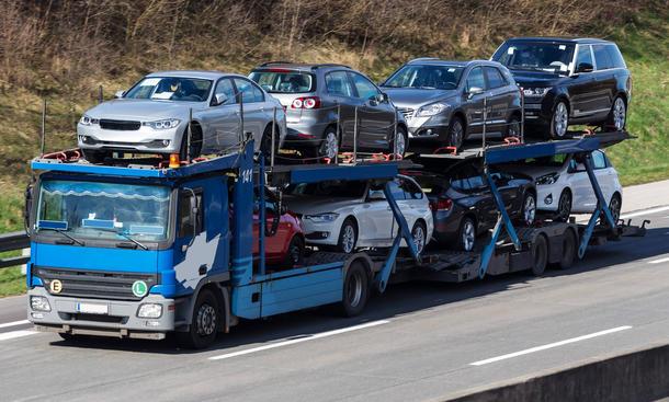 Automarkt Prognose 2015 Pkw-Neuzulassungen Entwicklung Absatz