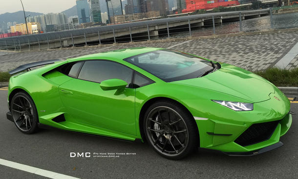 DMC Affari Lamborghini Huracan LP 610-4 Supersportwagen Bodykit Tuning Leistungssteigerung