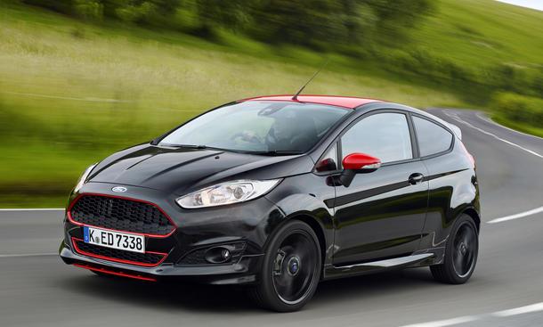 Ford Fiesta Sport 1.0 EcoBoost 2014 Test Fahrbericht