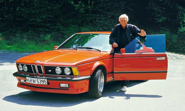 Fuchsberger BMW Bilder Stars Cars Reportage
