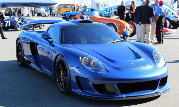 Gemballa Mirage GT Porsche Carrera GT Tuning Umbau Letzte Exemplare