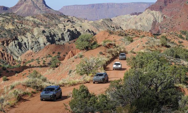 Jeep Cherokee Trailhawk 4x4 2014 Faszination USA