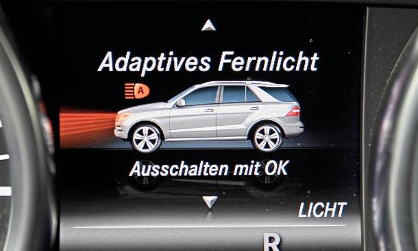 Mercedes Ml  Bluetec Technische Daten