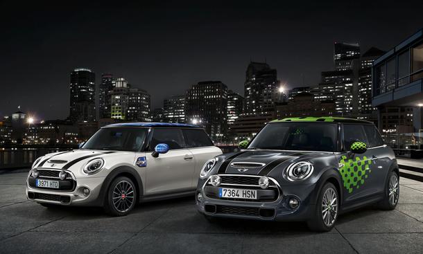 Mini Modelle Verkaufszahlen 2014 Prognose Elektroauto Angebote