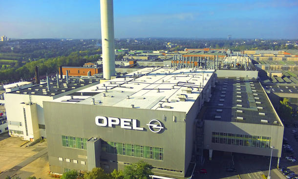 Opel-Werk Bochum Werksschließung Dezember 2014 Arbeitsmarkt Fertigung