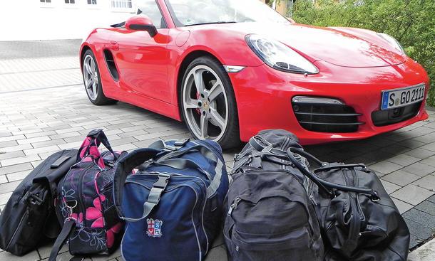 Porsche Rückruf 911 Carrera Boxster Cayman Probleme Kofferraum Schloss
