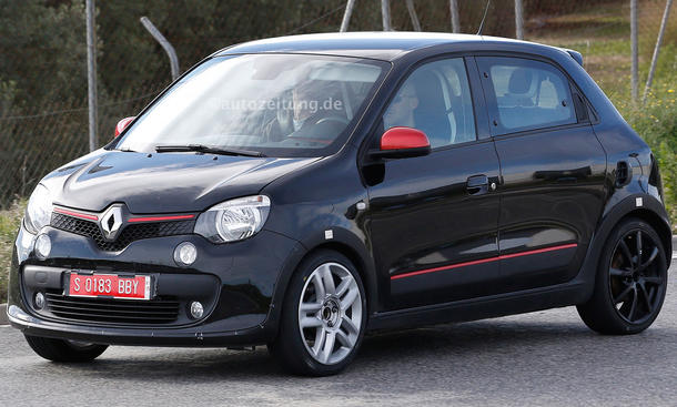 renault twingo rs 2015 erlk nig zeigt power kleinwagen. Black Bedroom Furniture Sets. Home Design Ideas