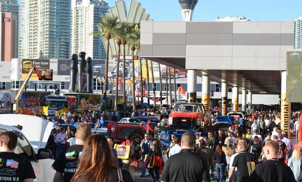 SEMA 2014 Tuning Rundgang Las Vegas Highlights