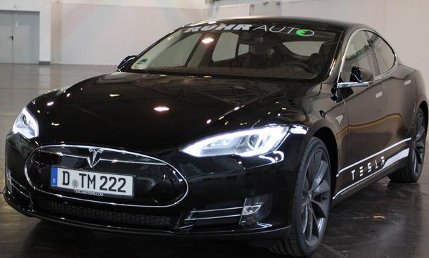 Tesla Batteriefabrik Deutschland Produktion Elektroauto