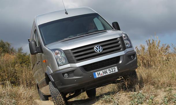 VW Crafter Nutzfahrzeuge Produktion Polen neuer Standort Wielkopolska