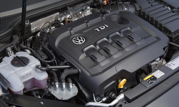 VW TDI 272 PS 2.0 Liter Biturbo-Diesel 200 kW Power-Diesel