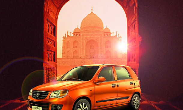 Wirtschaft Indien Automarkt Entwicklung Suzuki Hyundai VW Renault Nissan Dacia