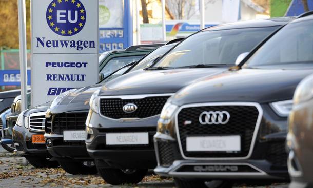 Auto kaufen 2015 Neuwagen Gebrauchte Jahreswagen Deutsche