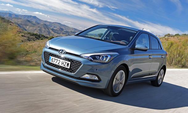Hyundai i20 Fahrbericht 2014 Test Bilder technische Daten