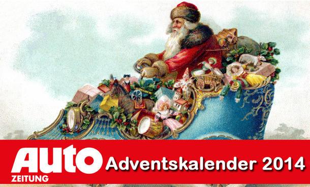 Adventskalender Online 2014: Das große Weihnachts-Gewinnspiel
