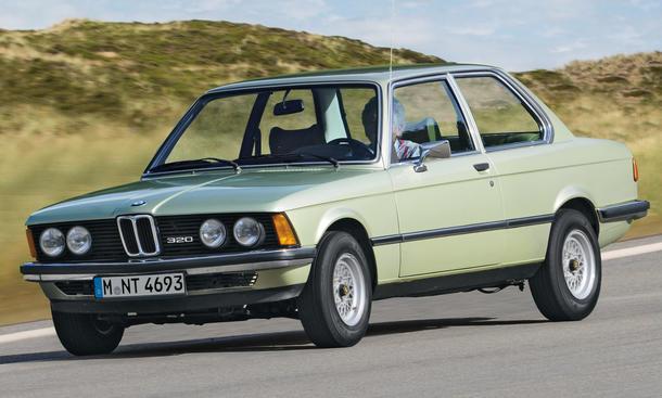 BMW 3er Historie Modellreihe neue Generation