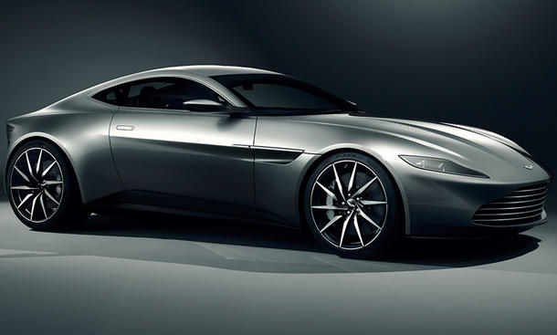 Aston Martin DB10 2015 James Bond Spectre Film Bild