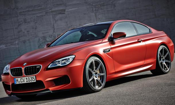 BMW M6 Facelift 2015 Sportcoupé Markteinführung Bilder