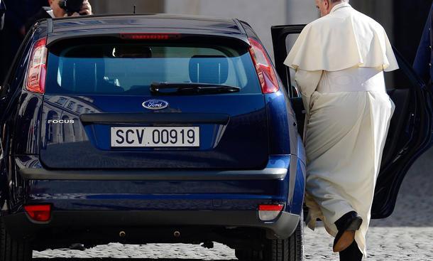 DUH Dienstwagencheck: Klimarichtlinien CO2 Ausstoss Kirchen Deutschland katholisch evangelisch Bischof Papst