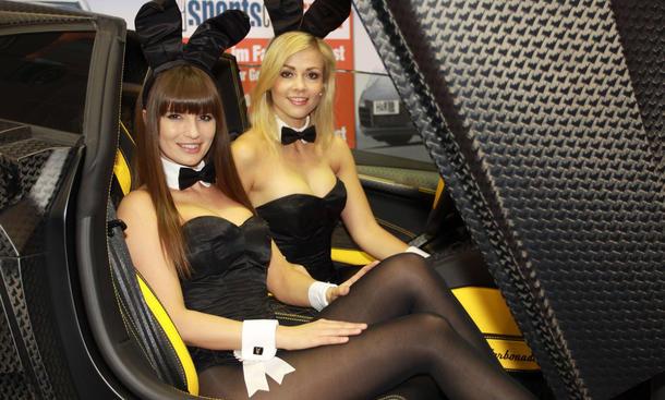 Essen Motor Show Girls 2014 Messe Tuning Schönheiten