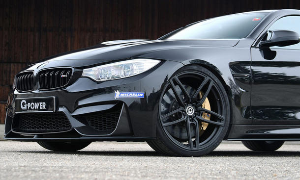 G-Power BMW M4 Tuning Sportcoupé F82 Upgrade Leistungskit