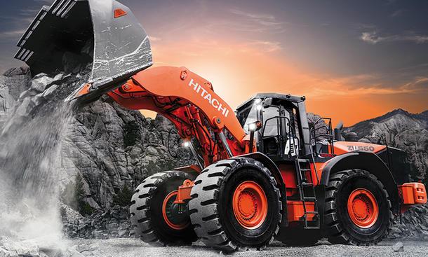 Heavy Equipment 2015 Kalender Baumaschinen Highlights