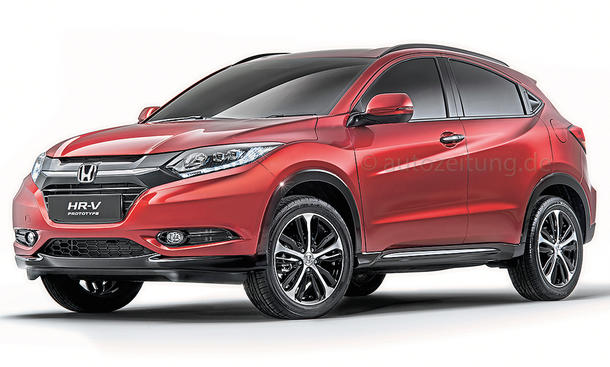 Honda Hrv 2015 Abmessungen | Autos Post