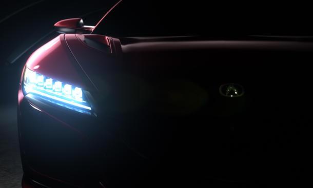 Honda NSX 2015: Hybrid-Sportwagen Acura Detroit Auto Show Neuheiten