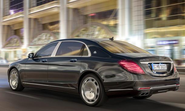 Mercedes 2015 Maybach Preise Preis Bilder s-klasse s500 s600 ausstattung Motoren 0002