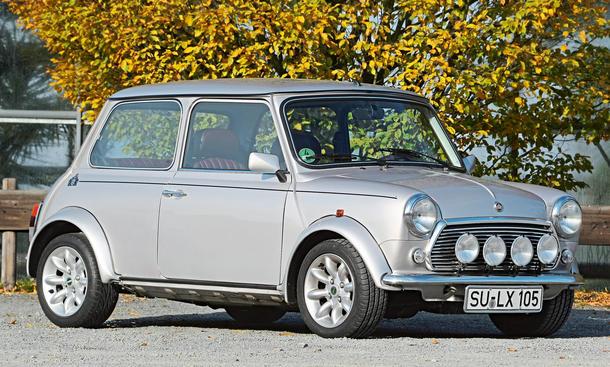 Rover Mini Kaufen Perfect Der Mini Cooper Gewann Ab Viermal Die Sie