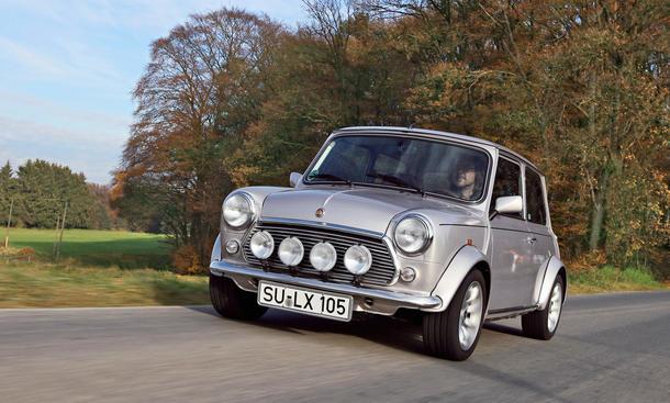 Mini Spi Mpi Kaufberatung Classic Cars Autozeitungde