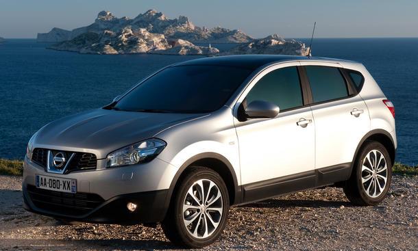 Nissan Qashqai gebraucht Erfahrungen Ratgeber Gebrauchtwagen Kaufberatung Tipps
