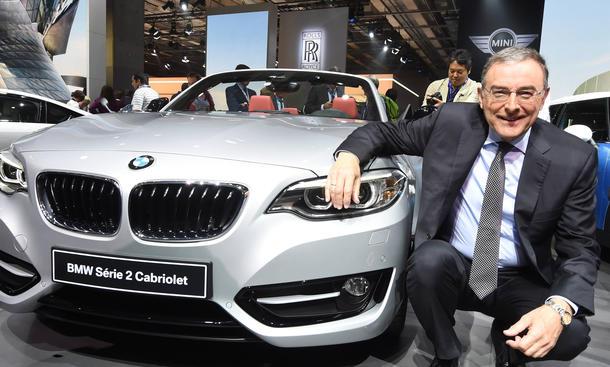 BMW-Chef Vorstand Vorsitzender Norbert Reithofer Abschied Wechsel Aufsichtsrat Vorsitzender