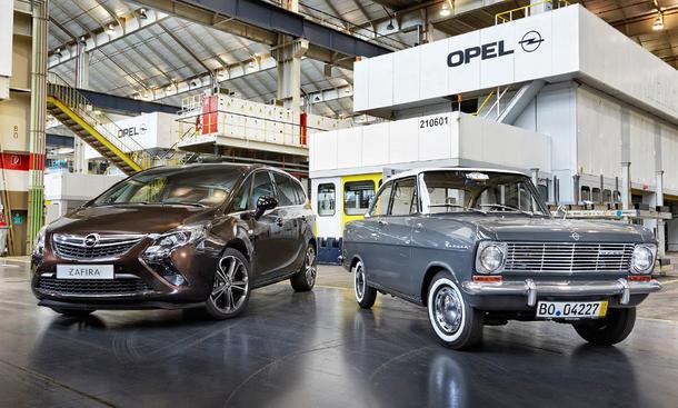 Opel Werk Bochum 2014 schließung aus ende Zafira
